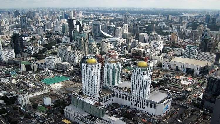بانكوك عاصمة تايلاند