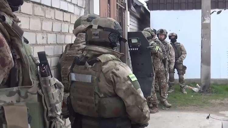 الأمن الروسي يصفّي داعشيين في القوقاز