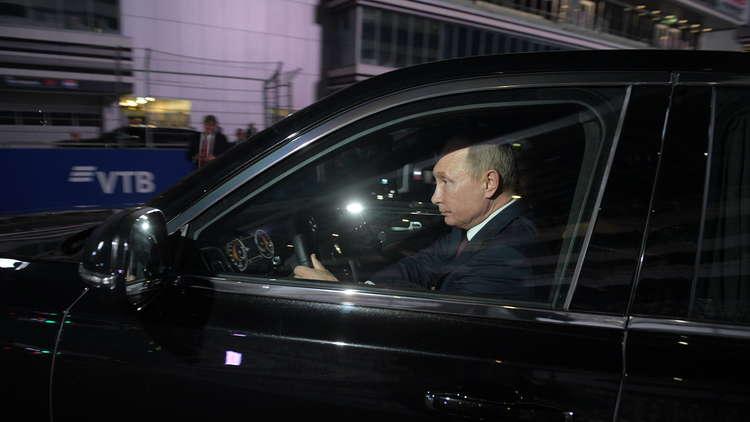 بوتين يدخل عقر