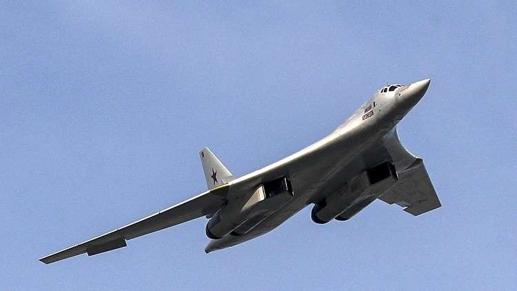 مقاتلات بريطانية ترافق قاذفتين استراتيجيتين روسيتين