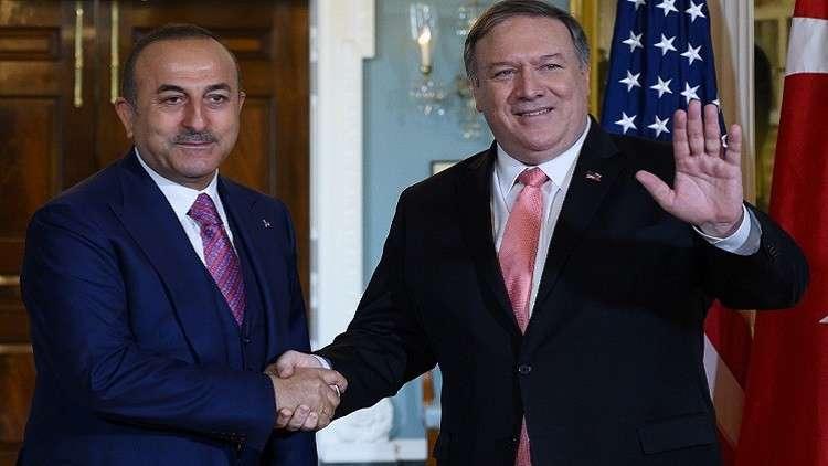 f1744f1a7 أنقرة تنتقد بيان الخارجية الأمريكية حول نتائج زيارة تشاووش أوغلو - اخبار
