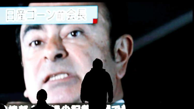 غصن يستنجد بالحكومة الفرنسية وباريس ترد