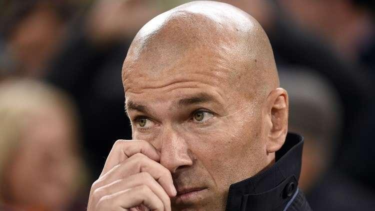 زيدان: هناك طريقة واحدة لفوز ريال مدريد بـ