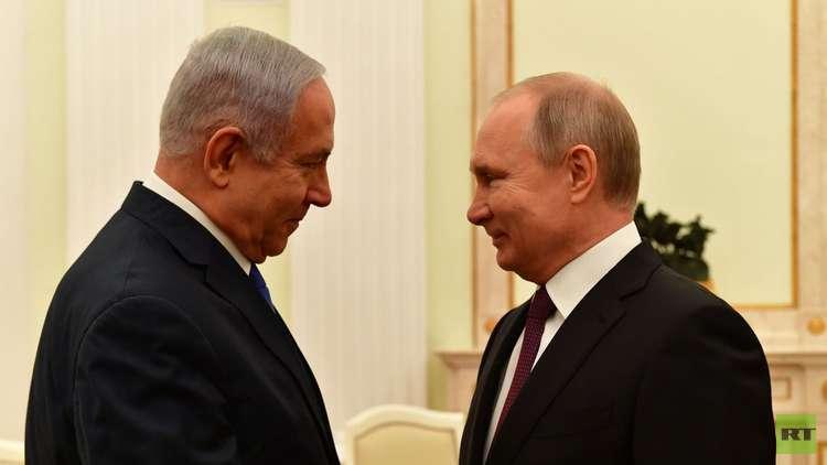 بوتين: روسيا سلمت إسرائيل رفات الجندي المفقود بمعركة السلطان يعقوب في لبنان عام 1982