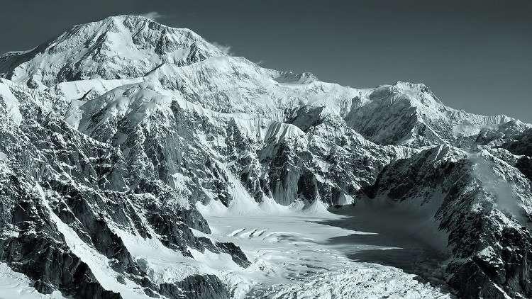 ذوبان جليد ألاسكا يكشف عن المستور!
