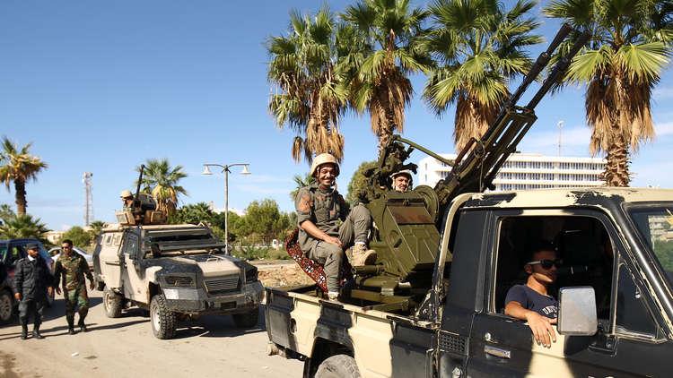 الولايات المتحدة وفرنسا وبريطانيا وإيطاليا والإمارات: سنحاسب كل طرف يؤجج النزاع في ليبيا