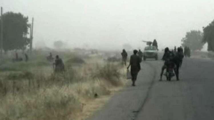 مقتل 18 عسكريا على يد