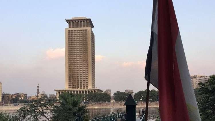 الخارجية المصرية تصدر بيانا بشأن التطورات العسكرية في ليبيا