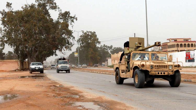 آخر تطورات المعارك الدائرة حول العاصمة الليبية طرابلس