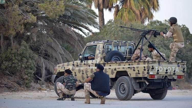 ليبيا: طرابلس تعلن الاستنفار لمواجهة قوات حفتر - صفحة 3 5ca8ae27d43750867e8b45a4