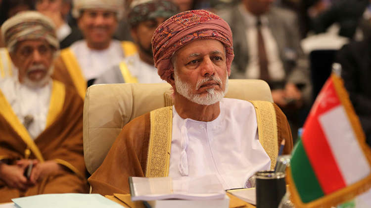 وزير الخارجية العماني، يوسف بن علوي بن عبدالله
