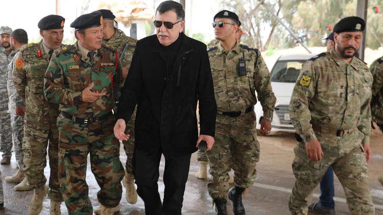 طرابلس تعلن انطلاق عملية