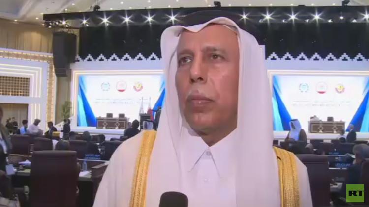 رئيس مجلس الشورى القطري: الدوحة لم تطرد أيا من المصريين الـ300 ألف العاملين فيها