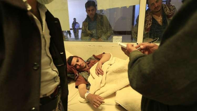 حكومة الحوثيين تفرض حالة الطوارئ في بعض مناطق اليمن لمواجهة وباء الكوليرا