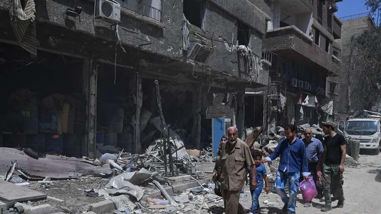 مخيم اليرموك، أرشيف