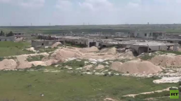 سوريا.. دمار كبير أصاب عدة قرى