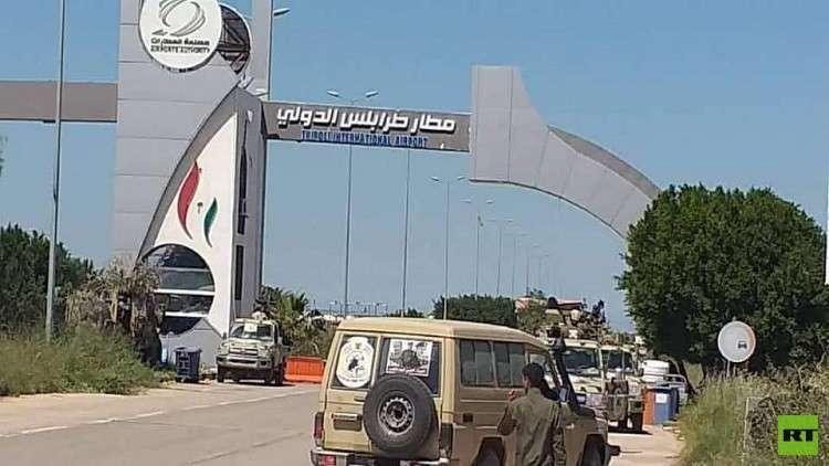 العاصمة في النار: الجيش الليبي يهاجم طرابلس