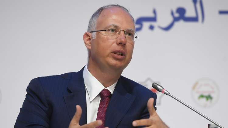 الرئيس التنفيذي لصندوق الاستثمارات المباشرة الروسي كيريل دميترييف