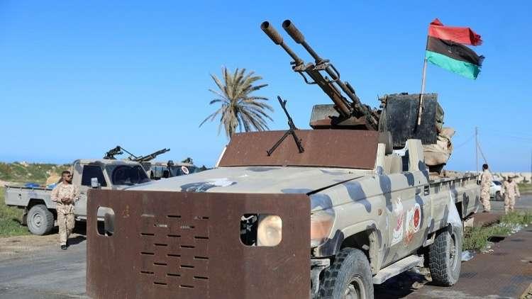 قوات حفتر: أنشأنا مظلة جوية فوق طرابلس ونرصد الطيران المعادي