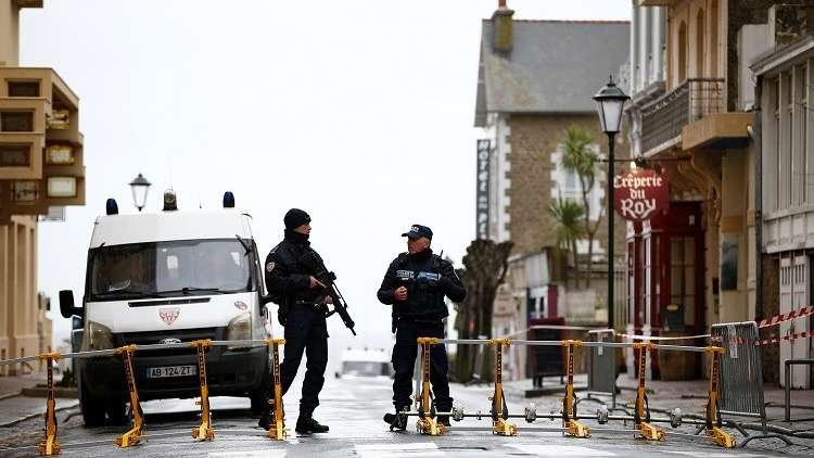 عناصر من الشرطة الفرنسية -  أرشيف -