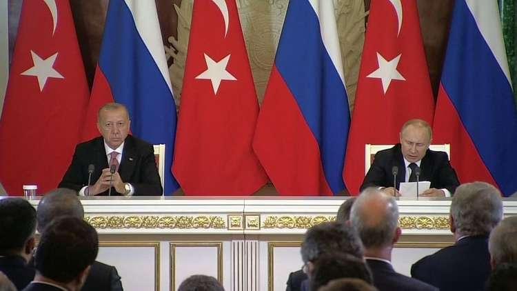 بوتين: مشكلة إدلب شائكة لكن حلها ممكن