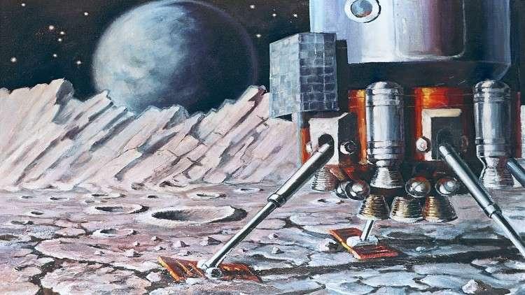 الولايات المتحدة بصدد تشكيل ائتلاف دولي لدراسة القمر