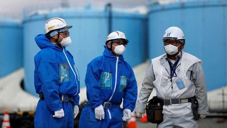 روسيا تساعد اليابان في التخلص من آثار كارثة