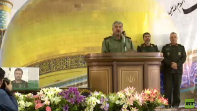 طهران تصنف الجيش الأمريكي إرهابيا