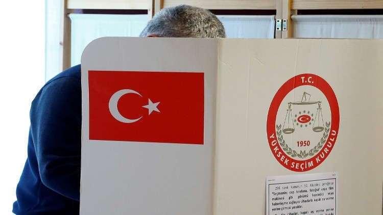 الحزب الحاكم في تركيا يطالب بإعادة الانتخابات المحلية في اسطنبول