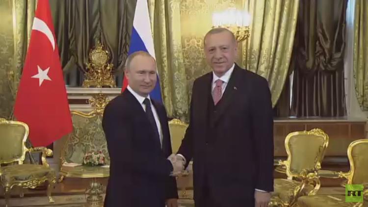 اتفاق روسي تركي على وحدة الأراضي السورية