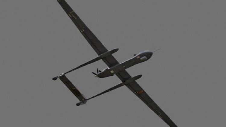 كتائب القسام تسيطر على طائرة إسرائيلية مسيرة جنوب قطاع غزة
