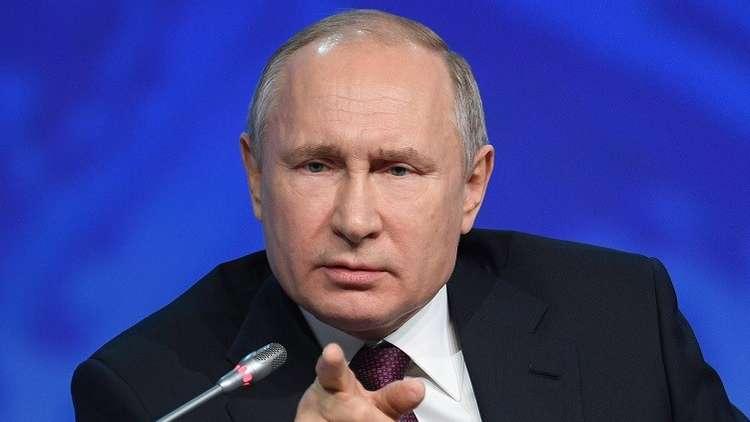 بوتين: العقوبات تحولت من سلاح جيوسياسي إلى أداة تنافس في العالم