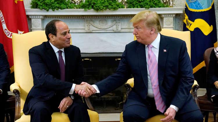 ترامب حول التعديلات الدستورية في مصر: السيسي يقوم بعمل عظيم