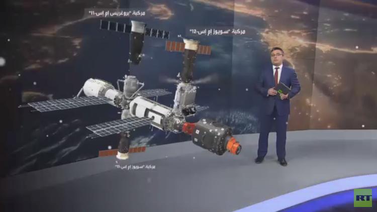 روسيا تحيي يوم الفضاء في 12 أبريل نيسان