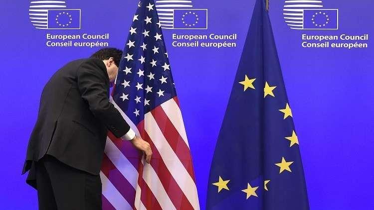 الاتحاد الأوروبي والولايات المتحدة - أرشيف -