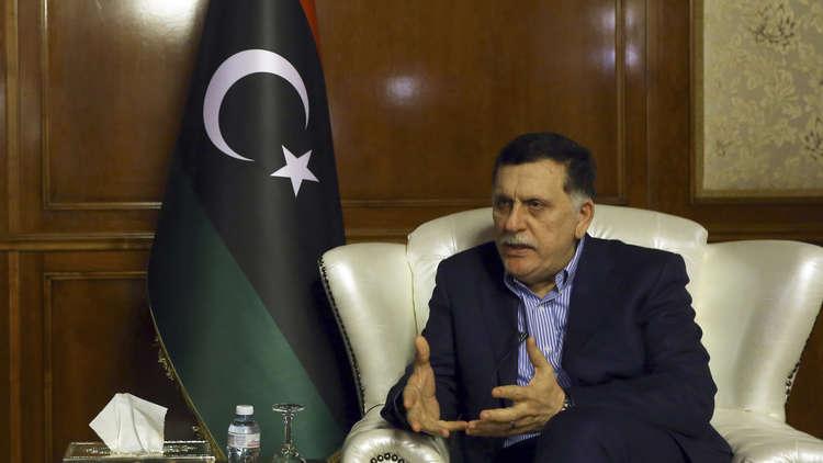 السراج يتعهد بإحالة ملفات مرتكبي جرائم الحرب في ليبيا للجنائية الدولية