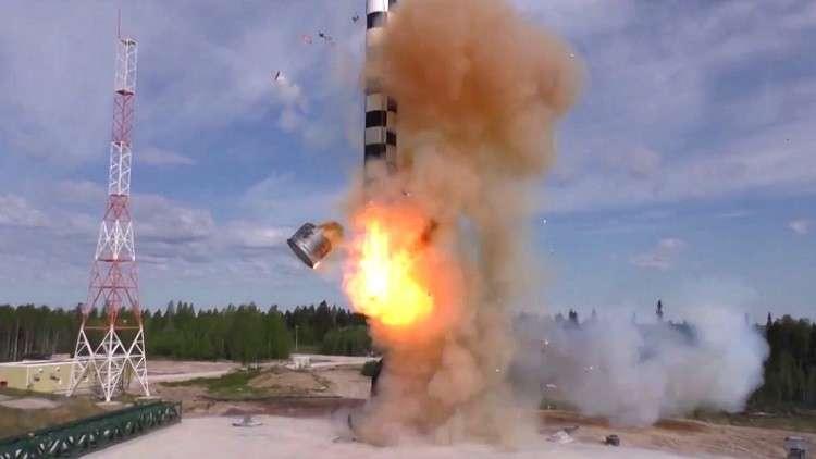 بوتين يعلن اجتياز صاروخ