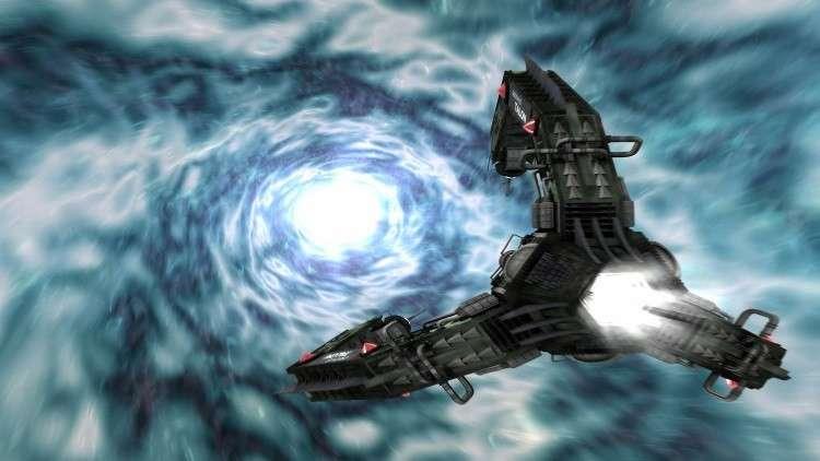 ماذا يحصل حال السقوط في ثقب أسود؟