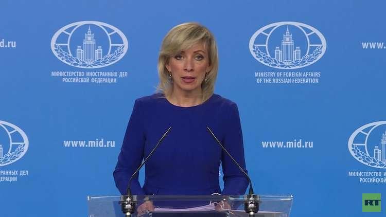 موسكو: ما يحدث في السودان شأن داخلي