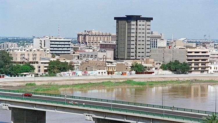 صورة ارشيفية لمدينة بغداد