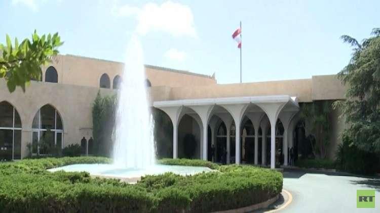عون يؤكد حق لبنان بنفط المنطقة الخالصة