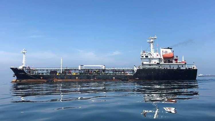واشنطن تفرض عقوبات على 4 شركات تنقل النفط من فنزويلا