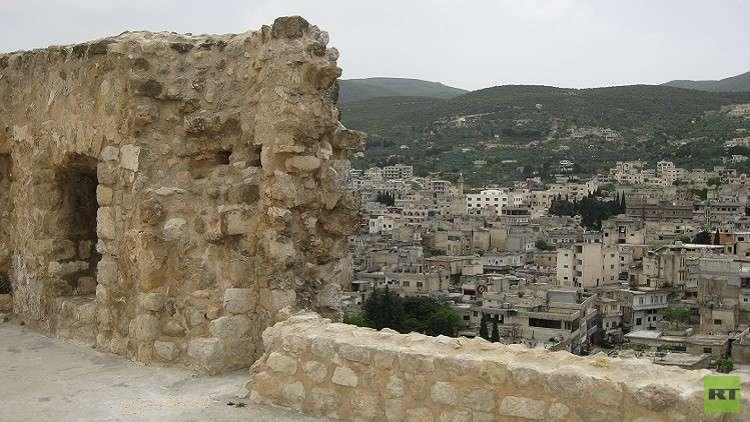 مدينة مصياف السورية