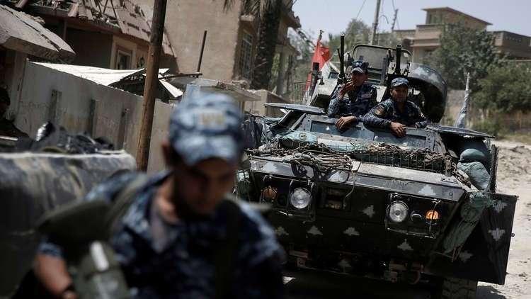 الأمن العراقي يحبط خططا داعشية لوكر إرهابي كبير في ديالي