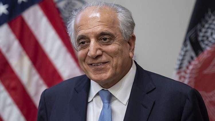 المبعوث الأمريكي الخاص للمصالحة الأفغانية زلماي خليل زاد