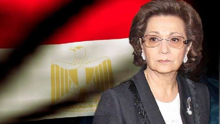 سوزان مبارك تقدم واجب العزاء في وفاة زوجة فتحي سرور (فيديو)