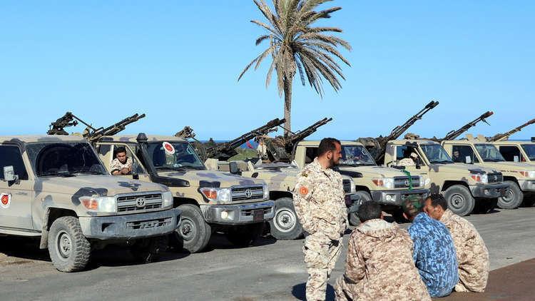منظمة الصحة العالمية: 121 قتيلا في معارك محيط طرابلس