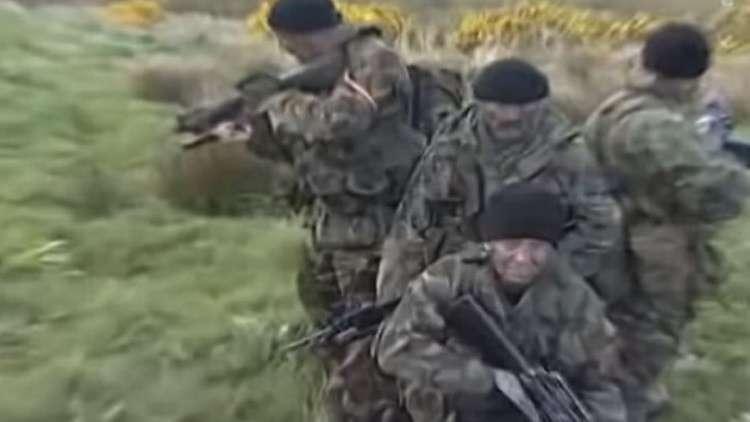 قوة خاصة بريطانية في إستونيا لمراقبة روسيا