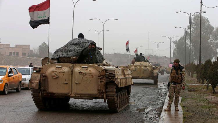 الجيش العراقي (صورة أرشيفية)