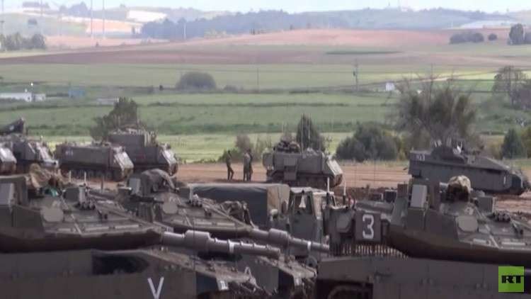 الجيش الإسرائيلي يسحب قواته من حدود غزة